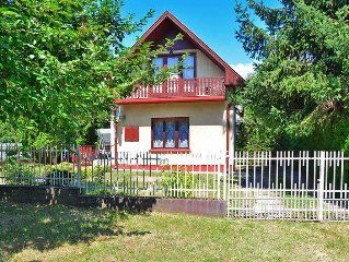 Vacation home Ferienhaus  in Balatonszarszo, Balaton - 4 persons, 2 bedrooms