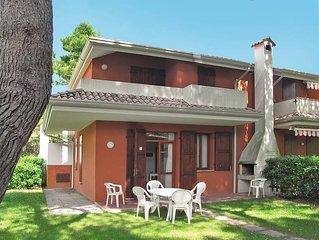 Ferienwohnung Villaggio Delle Meduse  in Bibione - Lido dei Pini, Adria - 5 Pers