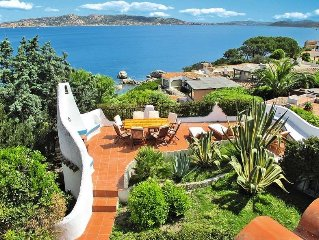 Vacation home Villa Hibiscus  in Palau (OT), Sardinia - 8 persons, 4 bedrooms