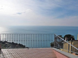 Apartment Appartamento Bella Vista  in Moneglia (GE), Liguria: Riviera Levante