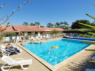 Apartment Cap Océan  in Soulac - sur - Mer, Aquitaine - 4 persons, 1 bedroom