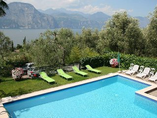 Apartment Casa Delvai  in Brenzone (VR), Lake Garda/ Lago di Garda - 2 persons