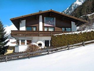Apartment Lunapart Solden  in Solden, Oetz Valley / Otztal - 3 persons, 1 bedro