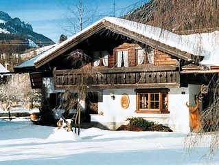 Vacation home Jägerhiesle  in Oberstdorf, Bavarian Alps - 5 persons, 2 bedrooms