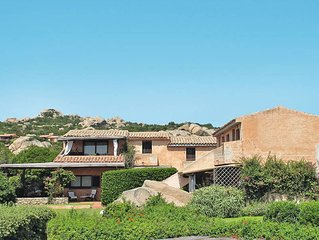 Apartment Villetta Femara  in Porto Rafael/ Palau (OT), Sardinia - 4 persons, 2