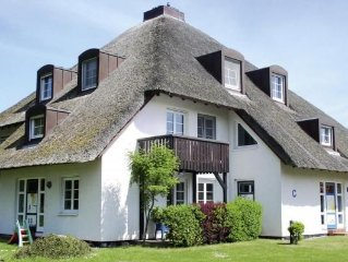 Holiday residence Kormoran, Prerow  in Fischland, Darss und Zingst - 6 persons,