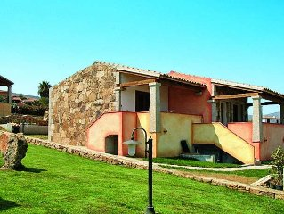 Ferienwohnung Residenz Borgo Le Logge  in Budoni/Nuoro, Sardinien - 2 Personen