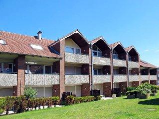 Apartment Ferienwohnung Blazeck  in Norddeich, North Sea: Lower Saxony - 4 pers