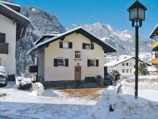 Apartment Haus Demetz  in St. Ulrich, Groden Valley Val Gardena - 4 persons, 2