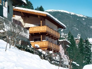 Apartment Haus Stefan  in Hippach, Zillertal - 6 persons, 2 bedrooms