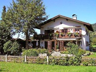 Ferienwohnung Ludwig Thoma  in Oberammergau, Oberbayern - 2 Personen, 1 Schlafzi