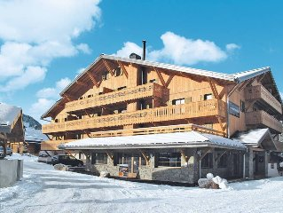 Apartment Residence Le Grand Ermittage  in Chatel, Haute - Savoie - 6 persons,