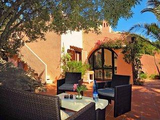 Vacation home Villa Shahin  in Palau (OT), Sardinia - 4 persons, 2 bedrooms