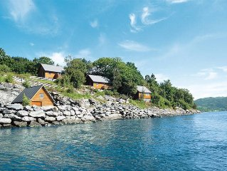 Vacation home in Helmedal, Western Norway - 6 persons, 3 bedrooms