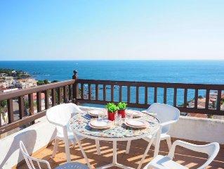 Ferienwohnung Edificio Mar  in Llanca, Costa Brava - 5 Personen, 2 Schlafzimmer
