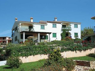 Ferienwohnung Residenz Borgo Le Logge  in Budoni/Nuoro, Sardinien - 4 Personen,
