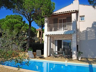 Vacation home Le Mas d'Esquieres  in Les Issambres, Cote d'Azur - 6 persons, 3