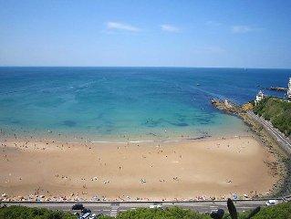 Ferienwohnung Nadaillac  in Biarritz, Baskenland - 4 Personen, 2 Schlafzimmer
