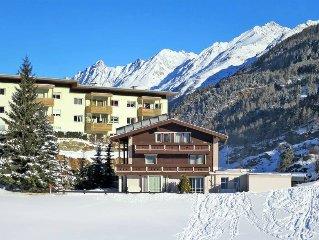 Apartment Haus Tauferer  in Solden, Oetz Valley / Otztal - 12 persons, 5 bedroo