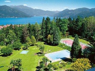 Apartment Residence Euroville  in Germignaga (VA), Lago Maggiore - Lake Orta -