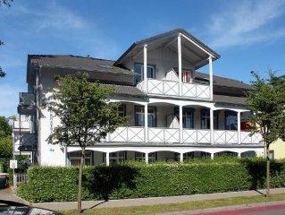 Residence Dunenstrasse, Binz  in Rugen - 4 persons, 1 bedroom
