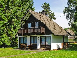 Apartment Resort Silbersee  in Frielendorf, Hessisches Bergland - 6 persons, 3