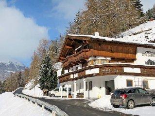 Apartment Landhaus Moosbichl  in Solden, Oetz Valley / Otztal - 9 persons, 3 be