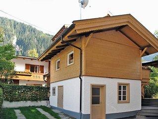 Vacation home Chalet Wegscheider  in Mayrhofen, Zillertal - 2 persons, 1 bedroom