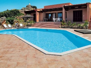 Vacation home Ville Park Paradise  in Costa Paradiso, Sardinia - 8 persons, 3 b