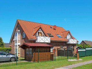 Apartment in Norden, North Sea: Lower Saxony - 4 persons, 2 bedrooms