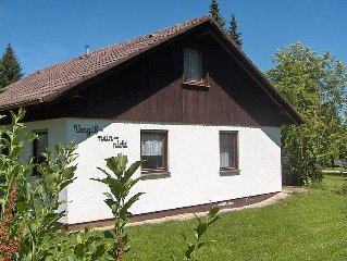 Vacation home Vergissmeinnicht  in Dittishausen, Black Forest - 4 persons, 2 be