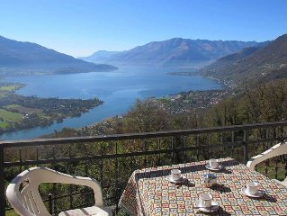 Apartment Casa Costante  in Sorico (CO), Lake Como - 5 persons, 2 bedrooms