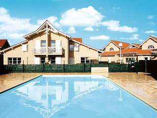 Apartment Residence Dune Blanche  in Biscarrosse - Plage, Aquitaine - 8 persons