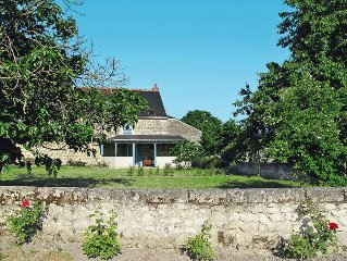 Vacation home in Huismes, Valley of Loire and Indre - 4 persons, 2 bedrooms