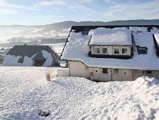Apartment Haus Schwarzwaldblick  in Bernau/OT Riggenbach, Black Forest - 6 pers