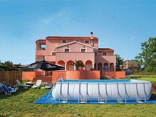 Ferienwohnung Haus Adria  in Liznjan, Istrien - 3 Personen