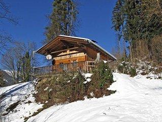 Vacation home Jagdhutte Eberharter  in Mayrhofen - Eckartau, Zillertal - 7 pers