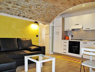 Ferienwohnung Casa Ernestina  in Ventimiglia, Ligurien West ( Ponente) - 2 Perso