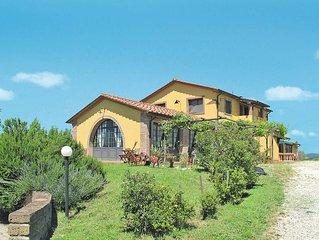 Vacation home Podere Le Grascete  in Guradistallo (PI), Riviera degli Etruschi