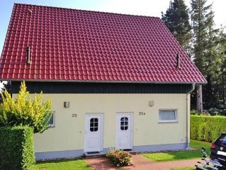 Semi-detached house, Zingst  in Fischland, Darss und Zingst - 6 persons, 3 bedro