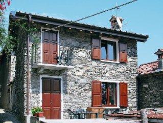 Ferienhaus Casa Alex  in Pianello Lario (CO), Comer See - 4 Personen, 1 Schlafzi