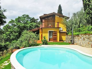 Vacation home Villa I Cipressi  in Montecatini Terme (PT), Pisa - Lucca surroun