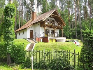 Holiday home, Kretowiny  in Ostroda - 7 persons, 3 bedrooms