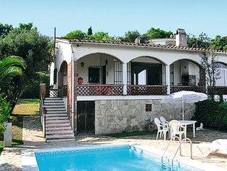 Ferienhaus in Playa de Pals, Costa Brava - 4 Personen, 2 Schlafzimmer