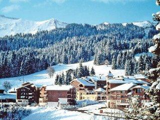 Apartment in Morillon, Haute - Savoie - 5 persons, 1 bedroom