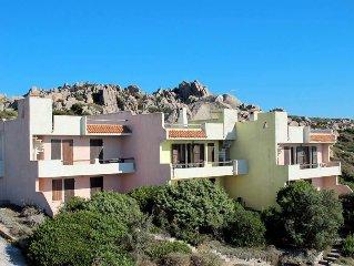 Ferienwohnung Res. Baia Santa Reparata  in Santa Teresa di Gallura, Sardinien -