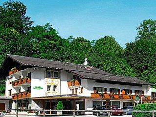 Apartment Wohnung Hoher Goll  in Berchtesgaden, Bavarian Alps - Allgau - 4 pers