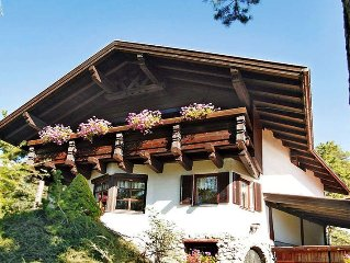 Vacation home Haus Solea  in Hoch - Imst, Pitztal - 8 persons, 3 bedrooms