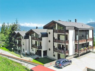 Apartment Residence Le Hameau  in Les Collons, Les 4 Vallees ( Valais) - 4 pers