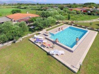 Vacation home Villa la Sorgente  in Tivoli Terme, Latium - 6 persons, 2 bedrooms